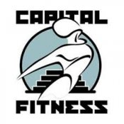 Capital Fitness Gym Logo